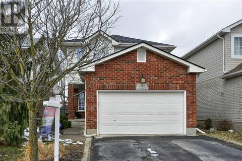 House for sale at 288 Gatehouse Dr Cambridge Ontario - MLS: 30721996