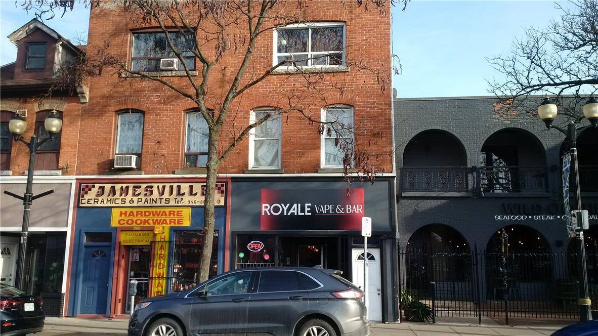 Commercial property for lease at 288 James St N Hamilton Ontario - MLS: H4068440