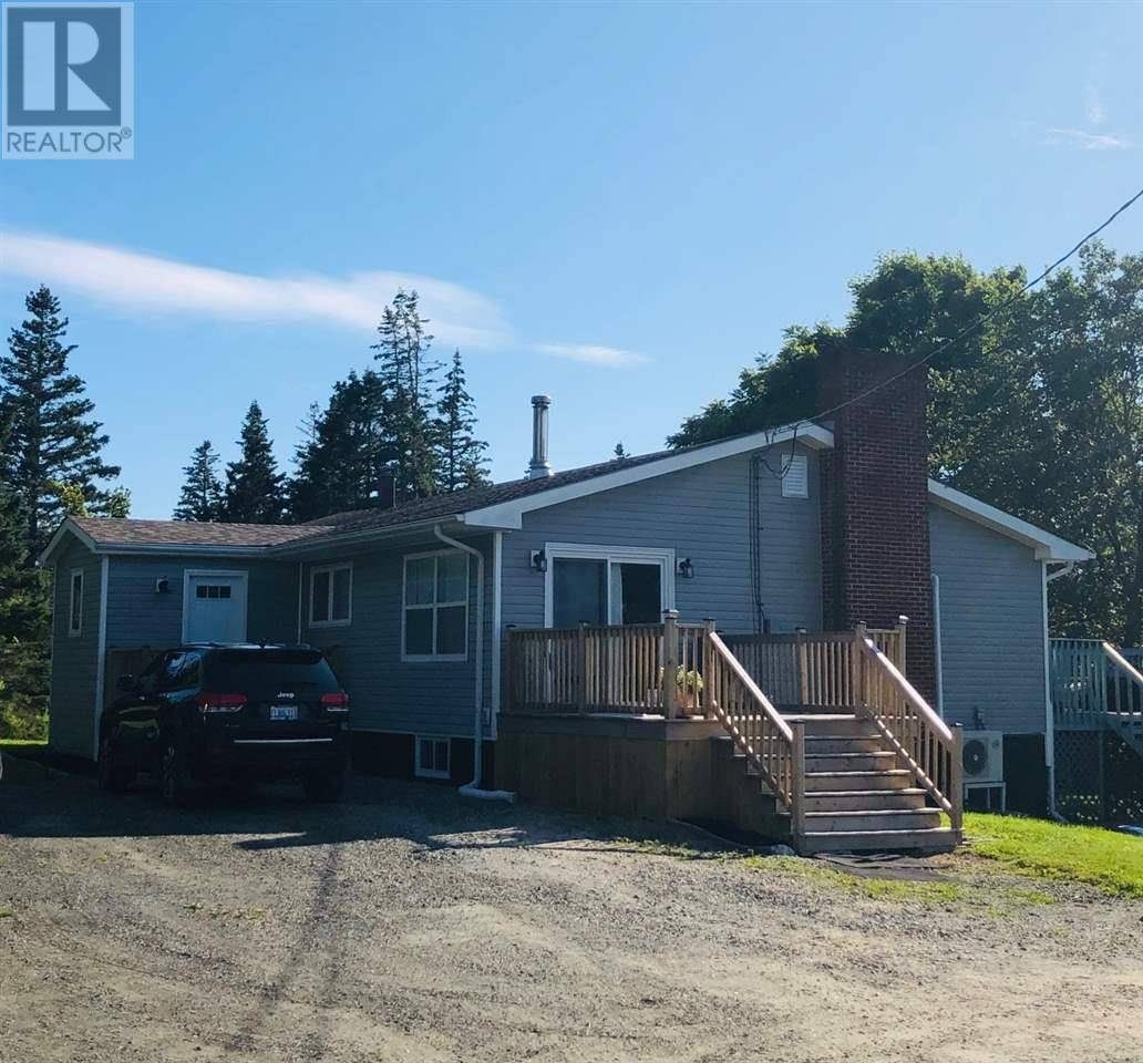 House for sale at 288 Lakeside Rd Yarmouth Nova Scotia - MLS: 202001287