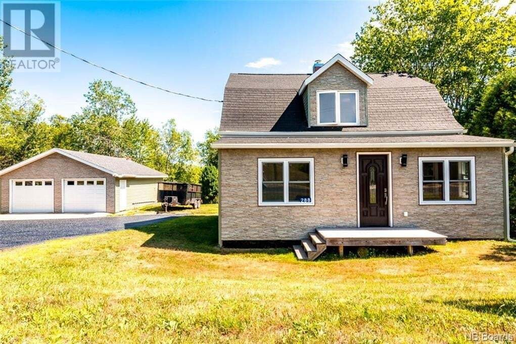 House for sale at 288 Nerepis Rd Grand Bay-westfield New Brunswick - MLS: NB043930