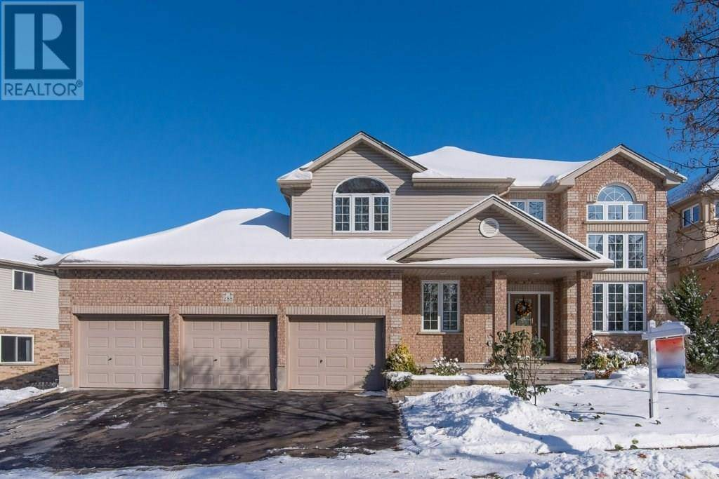 288 Old Chicopee Trail, Kitchener | Image 1