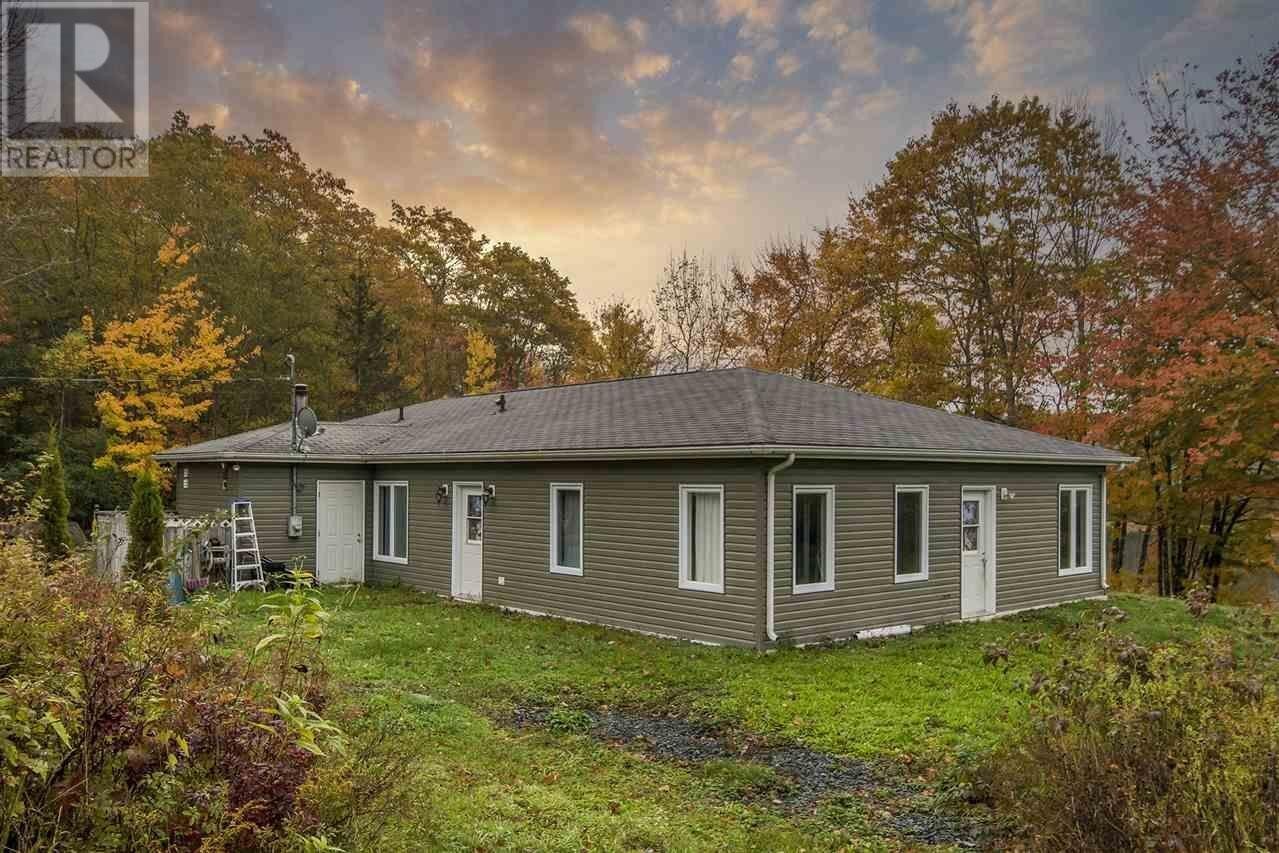 Townhouse for sale at 288 Old Kettle Rd Mill Village Nova Scotia - MLS: 202020110