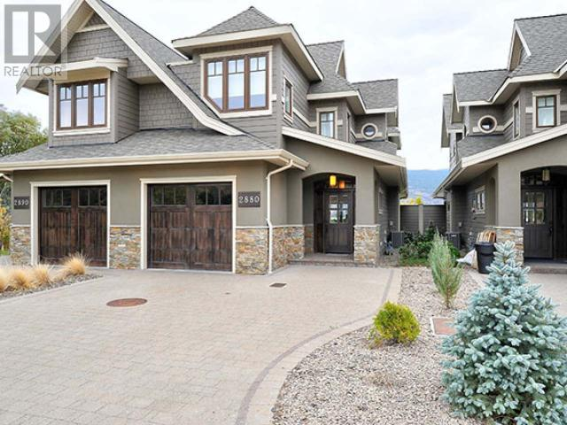 For Sale: 2880 Landry Crescent, Summerland, BC | 3 Bed, 3 Bath Townhouse for $1,199,000. See 33 photos!