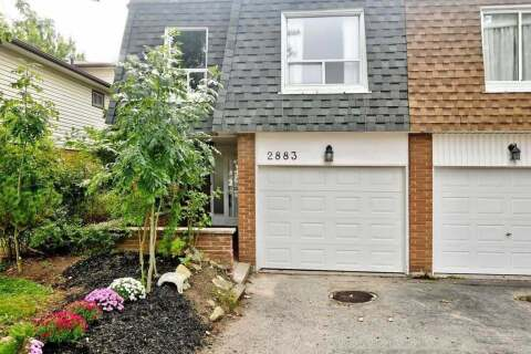 Townhouse for sale at 2883 Windjammer Rd Mississauga Ontario - MLS: W4916323