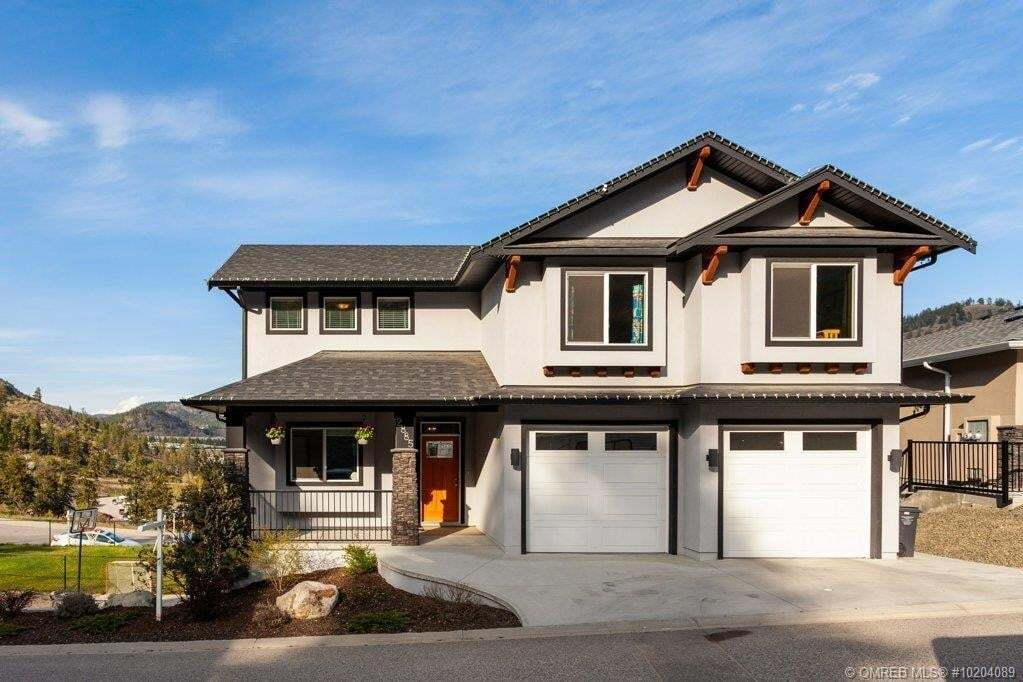 House for sale at 2885 Ensign Ln West Kelowna British Columbia - MLS: 10204089