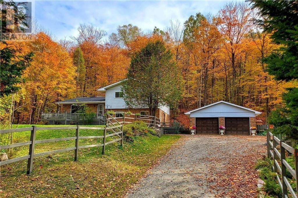 House for sale at 2886 Kashagawigamog Lake Rd Haliburton Ontario - MLS: 40032485