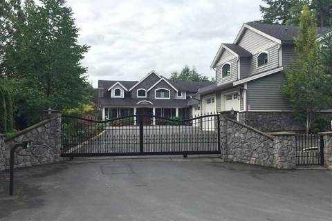 House for sale at 28864 Maclure Rd Abbotsford British Columbia - MLS: R2360021
