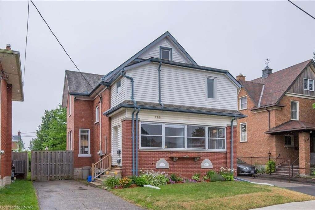 House for sale at 289 Ahrens St West Kitchener Ontario - MLS: 30827339