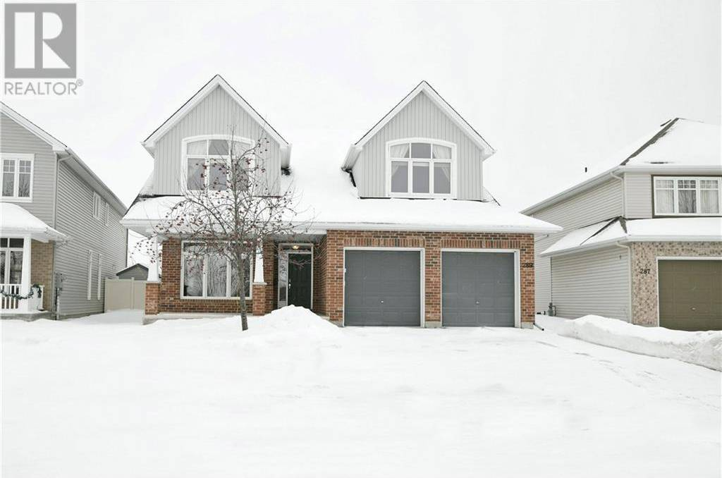 House for sale at 289 Bradwell Wy Ottawa Ontario - MLS: 1182048