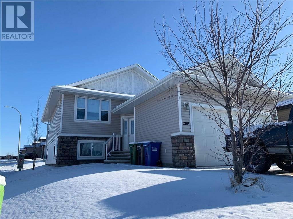 House for sale at 289 Carrington Dr Red Deer Alberta - MLS: ca0180218