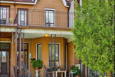 Townhouse for sale at 289 Clinton St Toronto Ontario - MLS: C4570176