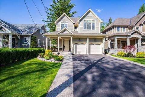 House for sale at 289 Delaware Ave Burlington Ontario - MLS: W4648443