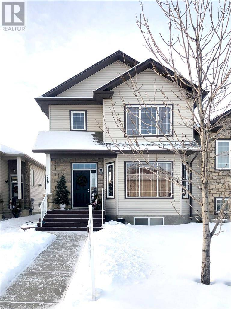 Townhouse for sale at 289 Grosbeak Wy Fort Mcmurray Alberta - MLS: fm0183230
