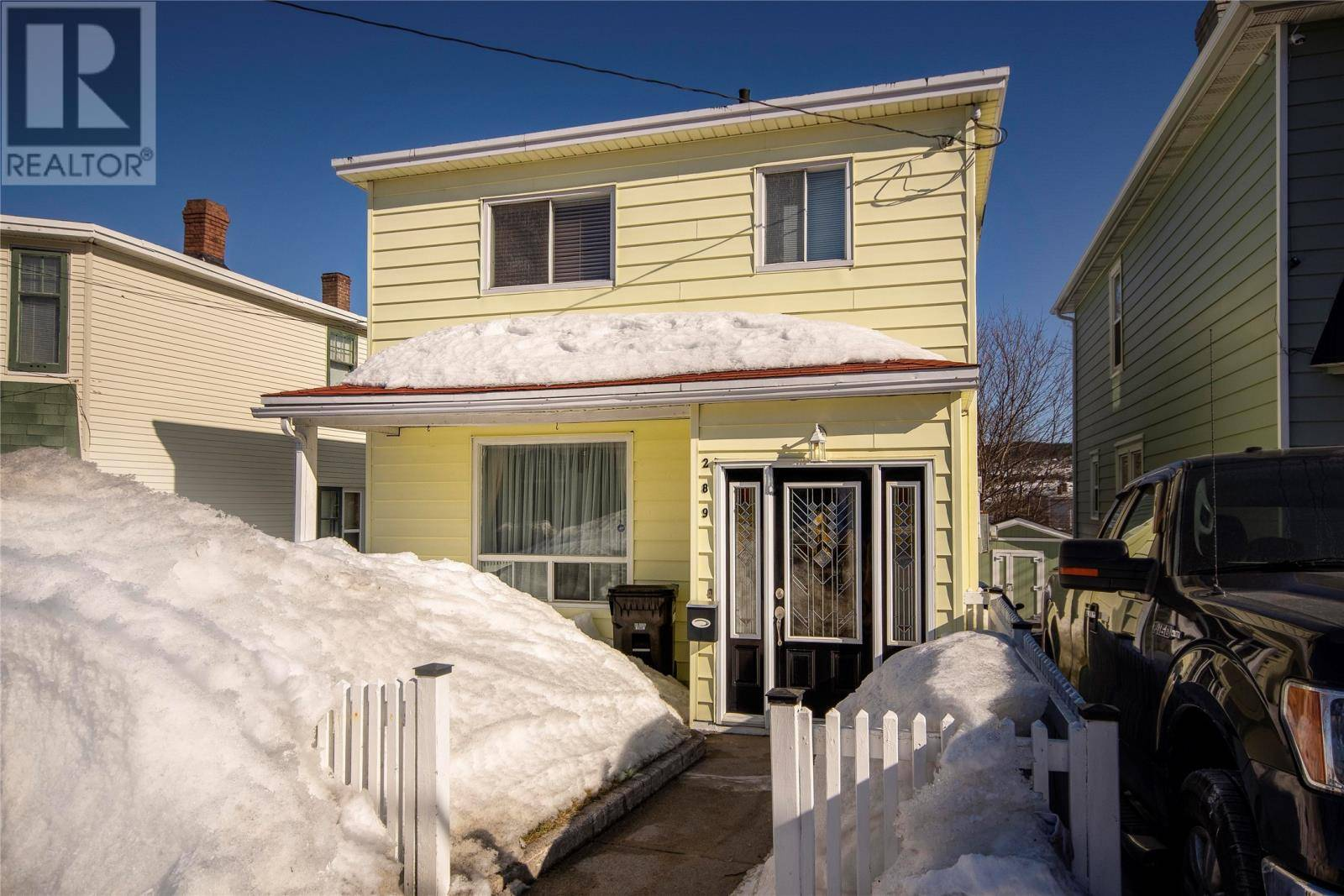 House for sale at 289 Lemarchant Rd St. John's Newfoundland - MLS: 1212376