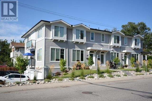 Townhouse for sale at 289 Nanaimo Ave E Penticton British Columbia - MLS: 179891