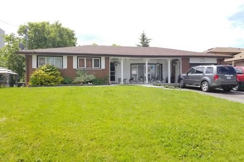 House for sale at 289 Porter St Oshawa Ontario - MLS: E4494584