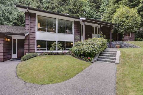 House for sale at 289 Rabbit Ln West Vancouver British Columbia - MLS: R2374563