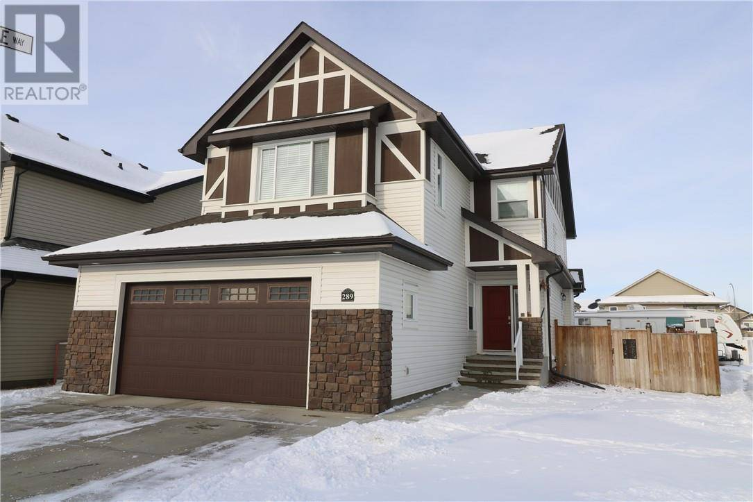 House for sale at 289 Thompson Cres Red Deer Alberta - MLS: ca0183464