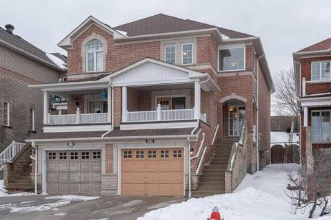 Townhouse for sale at 289 Wildgrass Rd Mississauga Ontario - MLS: W4383321