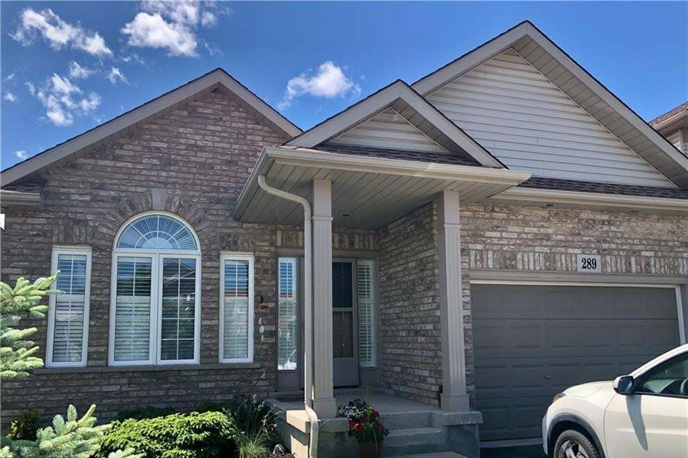 House for sale at 289 Winterberry Blvd Thorold Ontario - MLS: 30791356