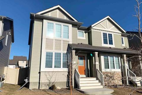 Townhouse for sale at 2896 Maple Wy Nw Edmonton Alberta - MLS: E4151616