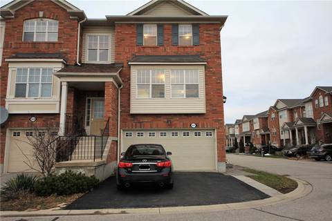 Townhouse for sale at 2897 Garnethill Wy Oakville Ontario - MLS: W4445594