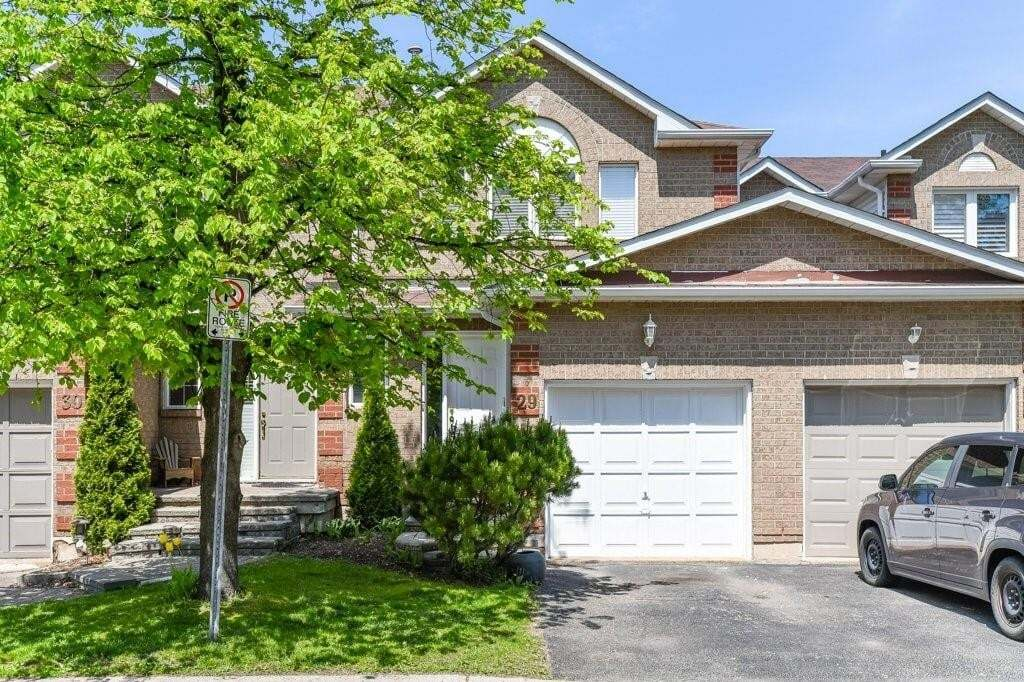 Townhouse for sale at 1240 Westview Te Unit 29 Oakville Ontario - MLS: H4078375
