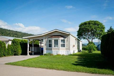 Residential property for sale at 136 Meadow Cres Unit 29 Enderby British Columbia - MLS: 10185597