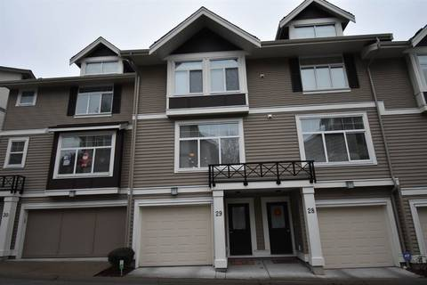 Townhouse for sale at 14377 60 Ave Unit 29 Surrey British Columbia - MLS: R2424479