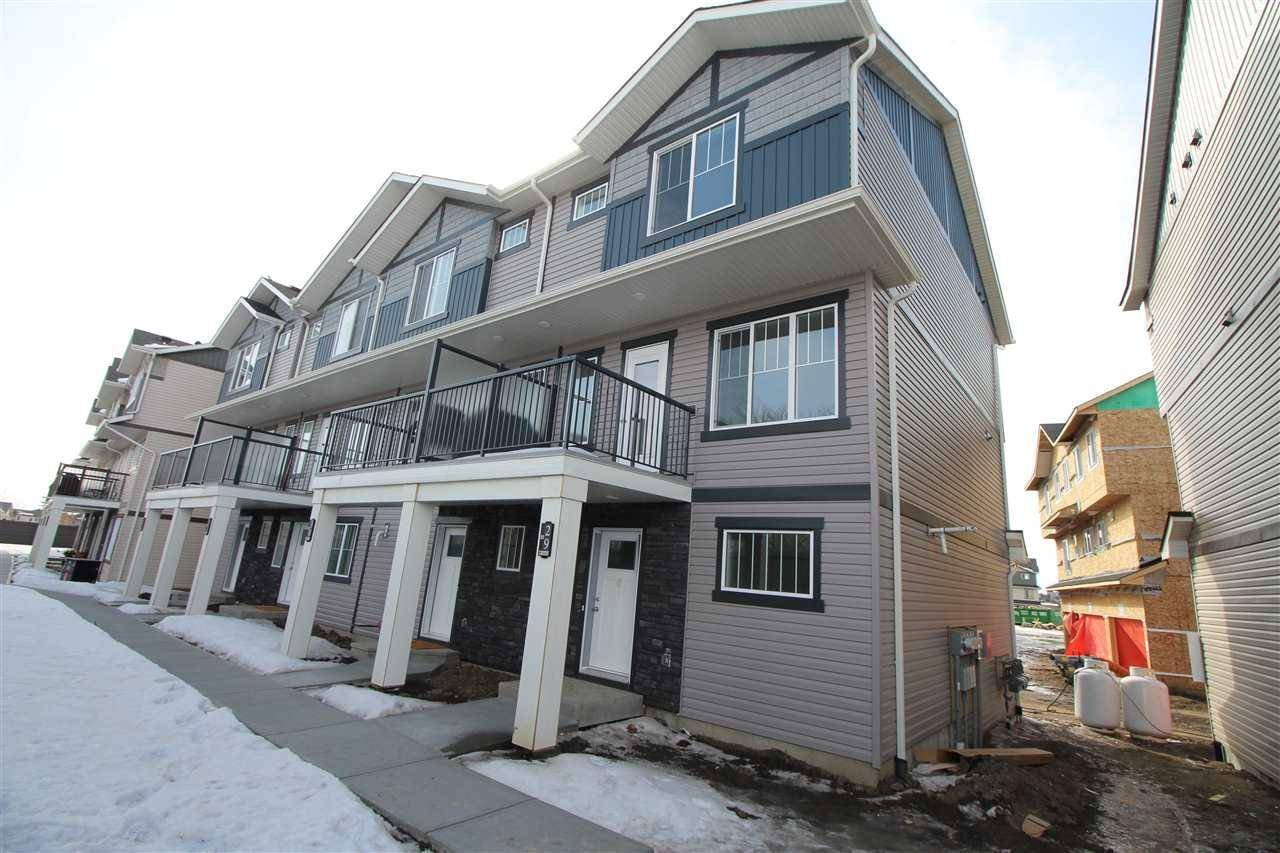 Townhouse for sale at 165 Cy Becker Blvd Nw Unit 29 Edmonton Alberta - MLS: E4192338