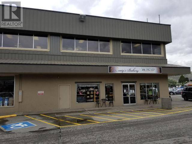 Commercial property for sale at 1800 Tranquille Road  Unit 29 Kamloops British Columbia - MLS: 152242