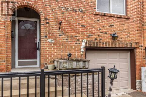 Townhouse for sale at 201 Silvercreek Pw North Unit 29 Guelph Ontario - MLS: 30733908