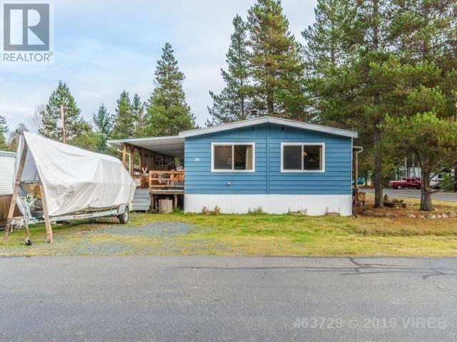 House for sale at 2130 Errington Rd Unit 29 Errington British Columbia - MLS: 463729