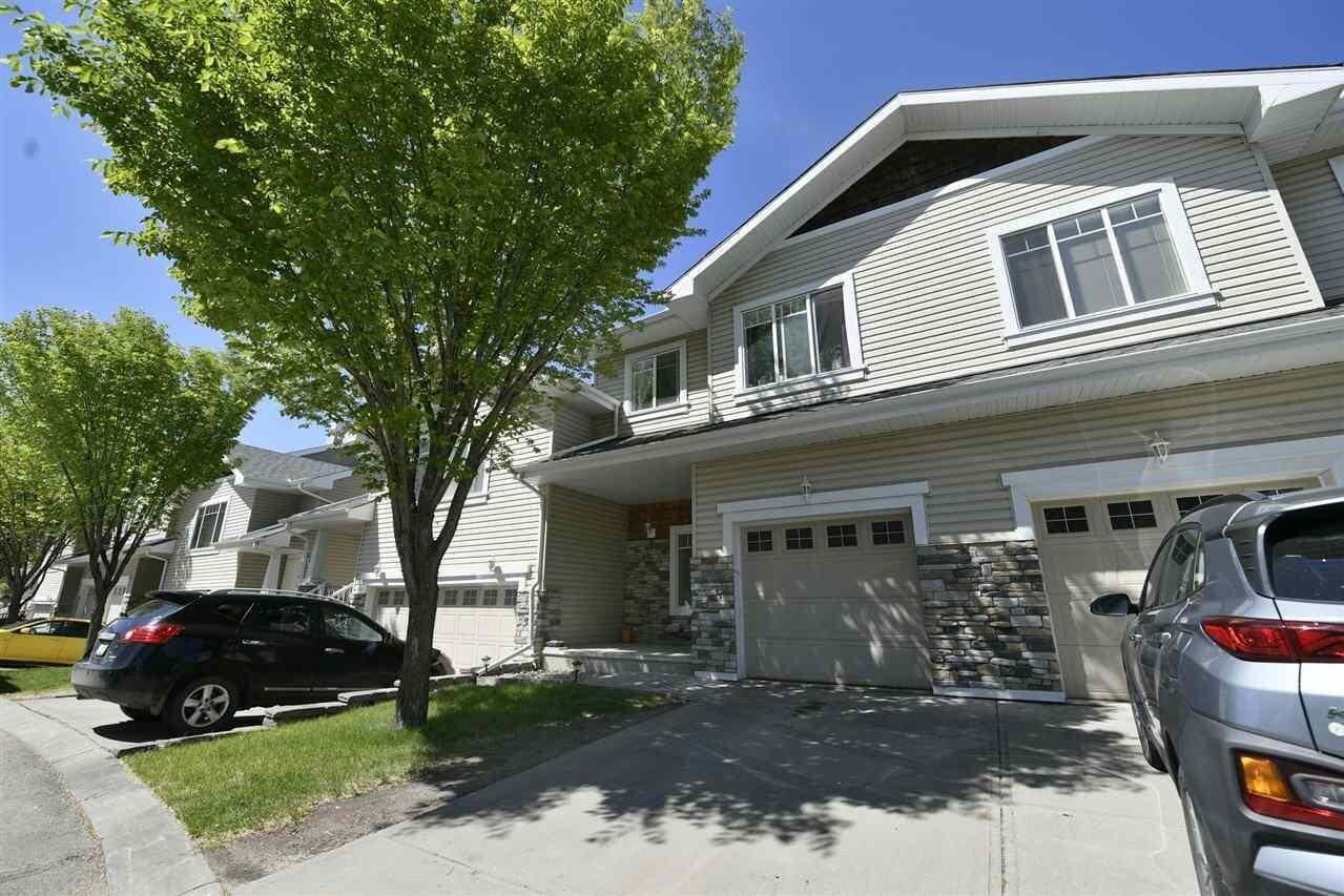Townhouse for sale at 2508 Hanna Cr NW Unit 29 Edmonton Alberta - MLS: E4201465