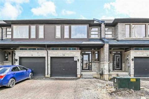 Townhouse for rent at 30 Times Square Blvd Unit 29 Hamilton Ontario - MLS: X4551257