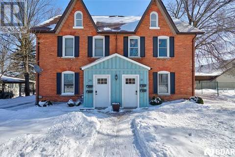 Townhouse for sale at 29 Sanford St Barrie Ontario - MLS: 30715369