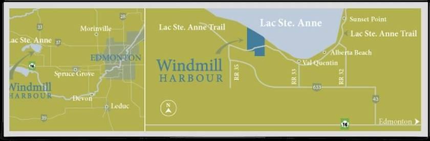 Home for sale at 3410 Ste Anne Tr Unit 29 Rural Lac Ste. Anne County Alberta - MLS: E4161607