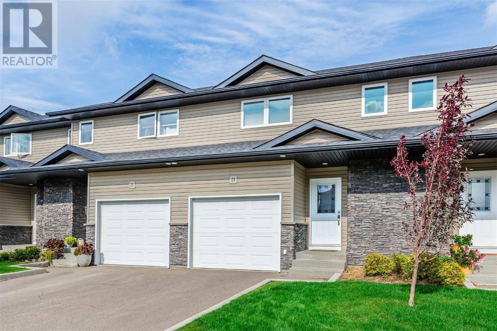Townhouse for sale at 365 Dawson Cres Unit 29 Saskatoon Saskatchewan - MLS: SK788525