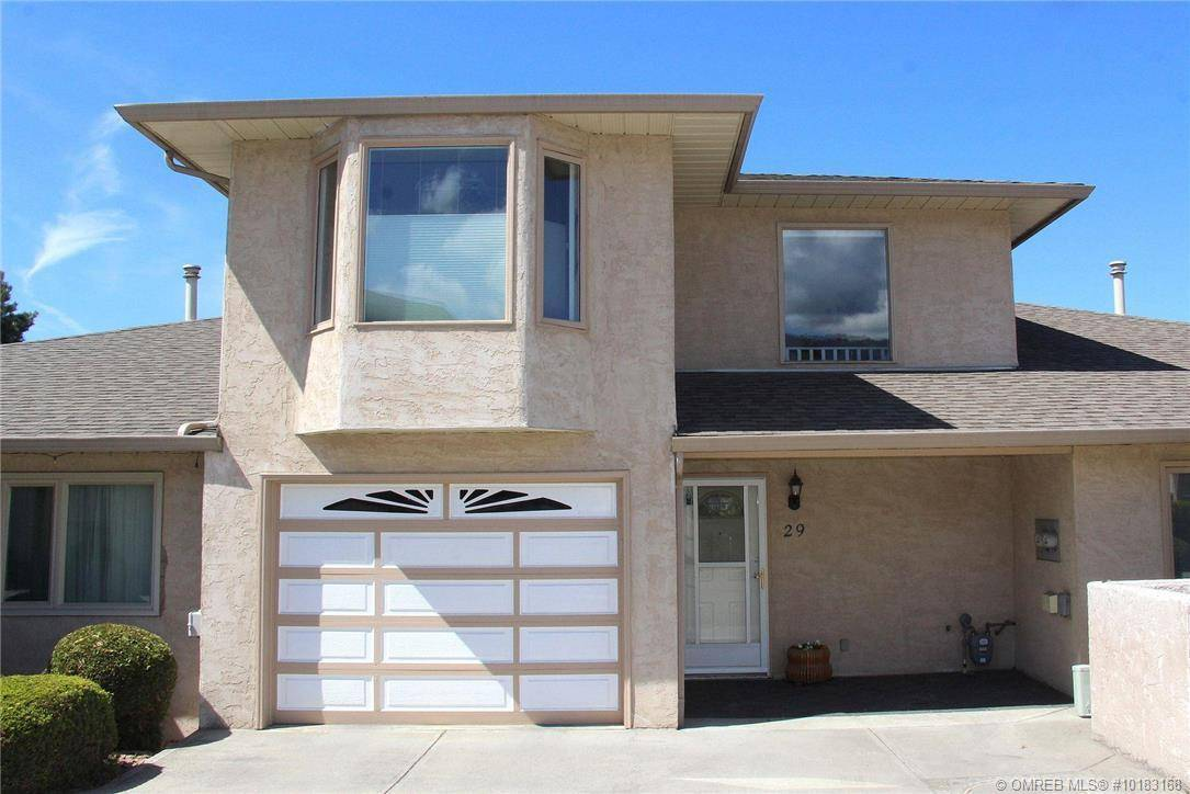 Townhouse for sale at 3906 Pleasant Valley Rd Unit 29 Vernon British Columbia - MLS: 10183168