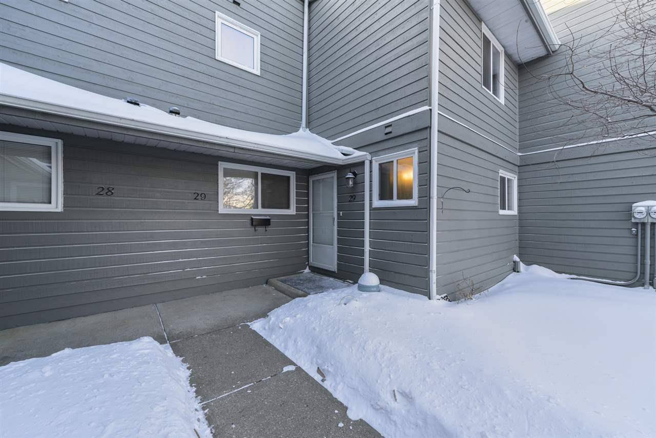 Townhouse for sale at 4610 17 Ave Nw Unit 29 Edmonton Alberta - MLS: E4184299