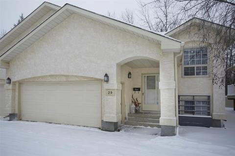Townhouse for sale at 4630 17 Ave Nw Unit 29 Edmonton Alberta - MLS: E4142744