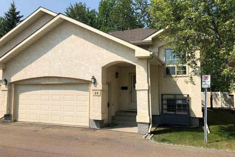 Townhouse for sale at 4630 17 Ave Nw Unit 29 Edmonton Alberta - MLS: E4156538