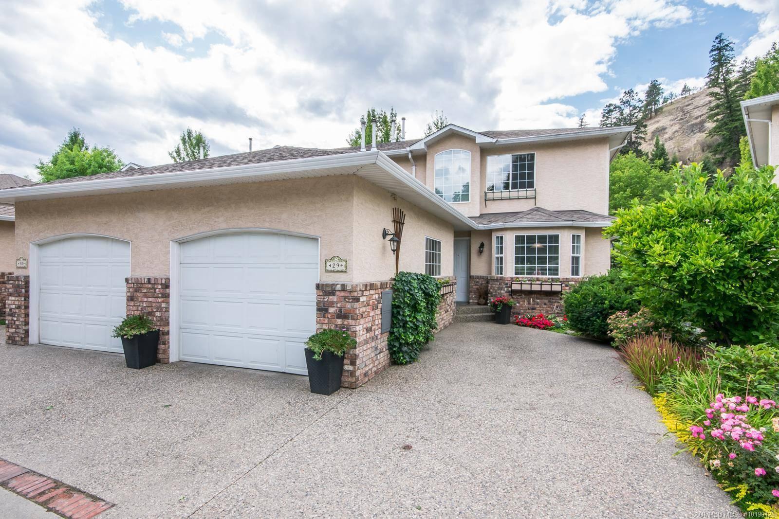 Townhouse for sale at 527 Yates Rd Unit 29 Kelowna British Columbia - MLS: 10190126