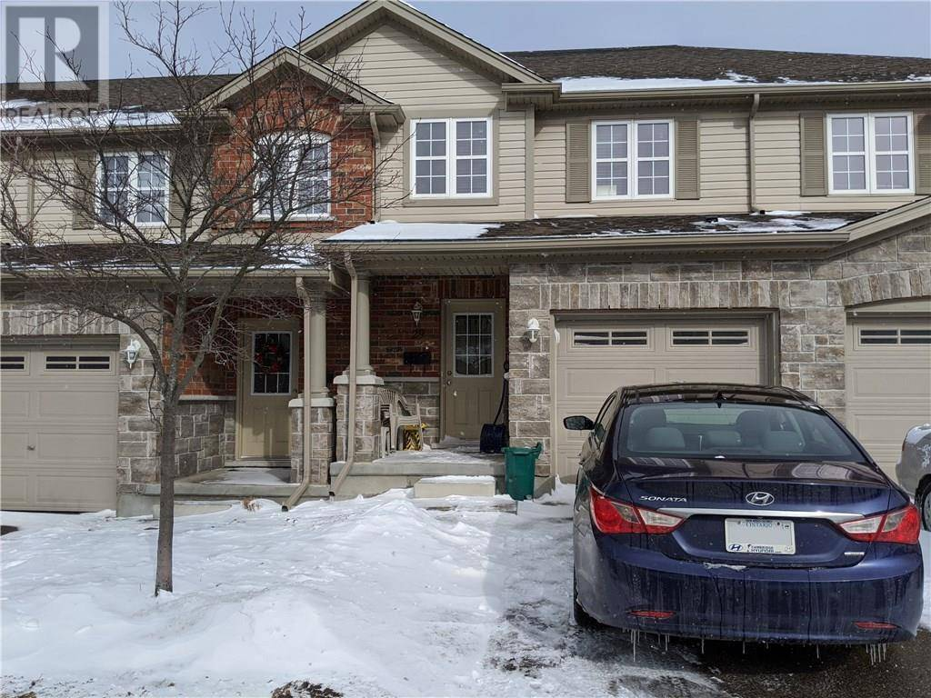 Townhouse for rent at 535 Margaret St Unit 29 Cambridge Ontario - MLS: 30793964