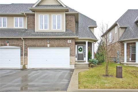 Townhouse for sale at 6 Atessa Dr Unit 29 Hamilton Ontario - MLS: H4051195