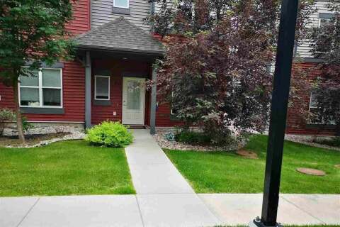Townhouse for sale at 655 Watt Bv SW Unit 29 Edmonton Alberta - MLS: E4205252
