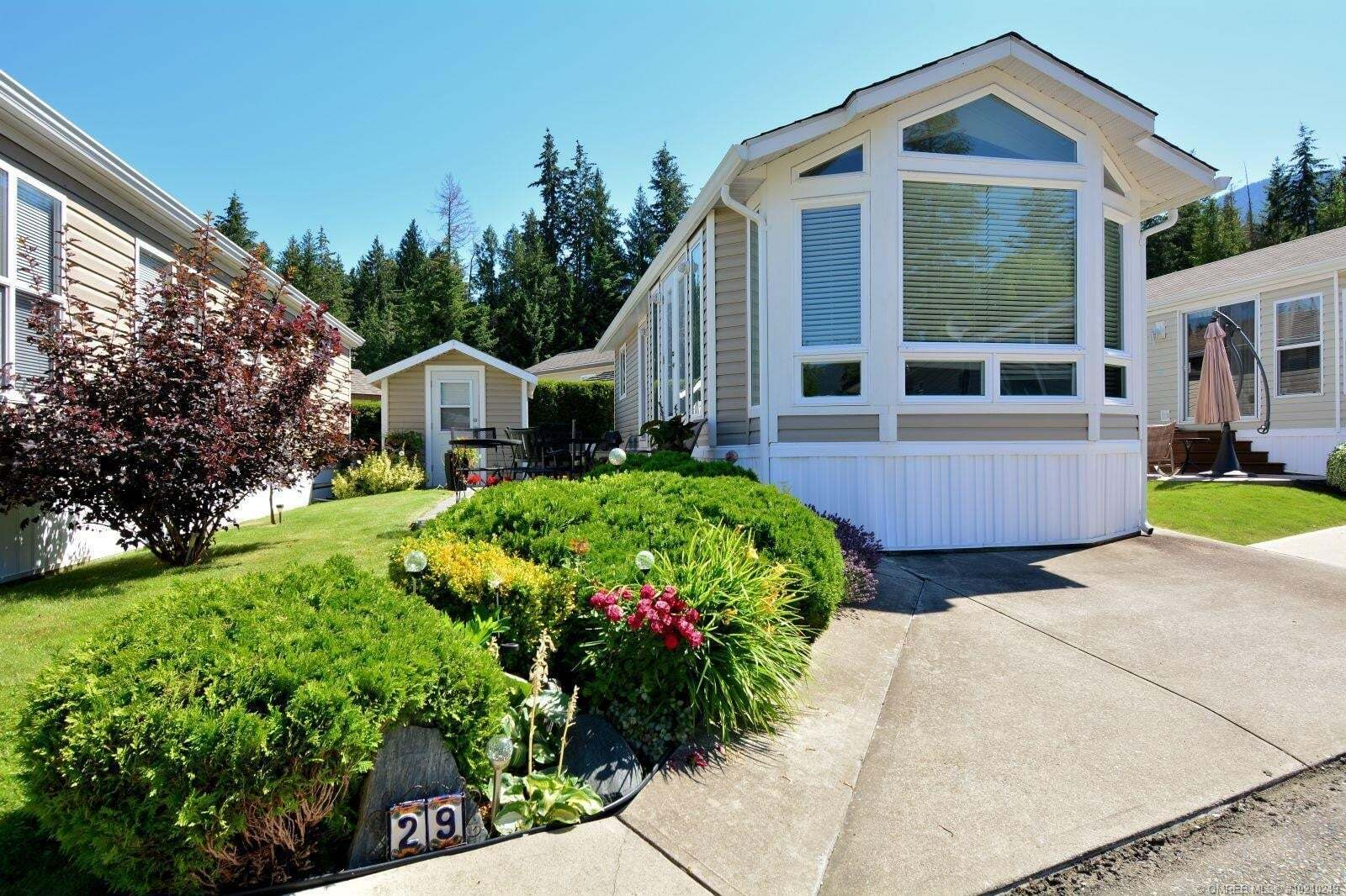 Residential property for sale at 667 Waverly Park Frontage Rd Unit 29 Sorrento British Columbia - MLS: 10210249