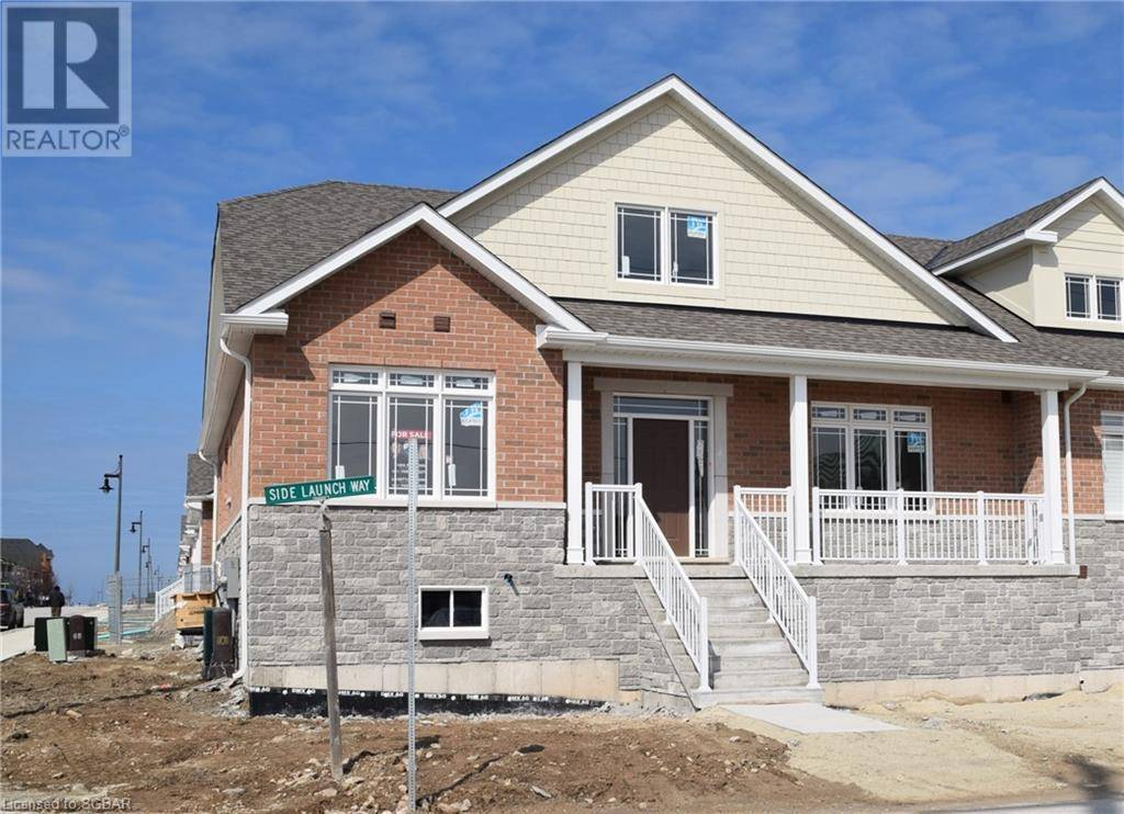 Townhouse for sale at 6 Side Launch Wy Unit 29 Collingwood Ontario - MLS: 249298