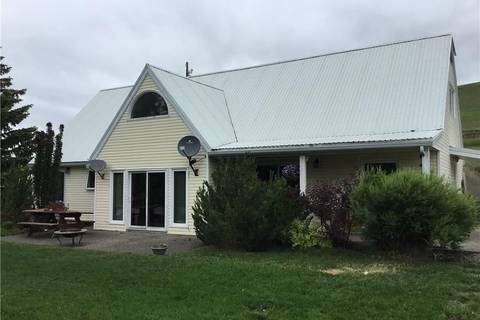 House for sale at 7 Ptn Of 1/4 W4  Sw Unit 29 Rural Pincher Creek M.d. Alberta - MLS: C4229550