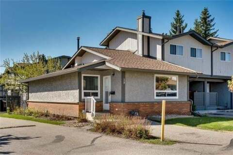 Townhouse for sale at 7172 Coach Hill Rd Southwest Unit 29 Calgary Alberta - MLS: C4297369